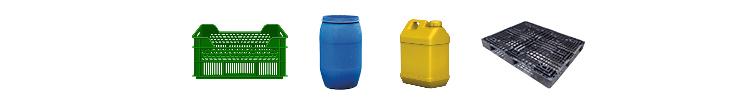 תמונות של אריזות פלסטיק קשיח, ג'ריקן, משטח פלסטיק, חבית