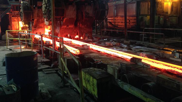תהילך מחזור אריזות מתכת למוטות ברזל