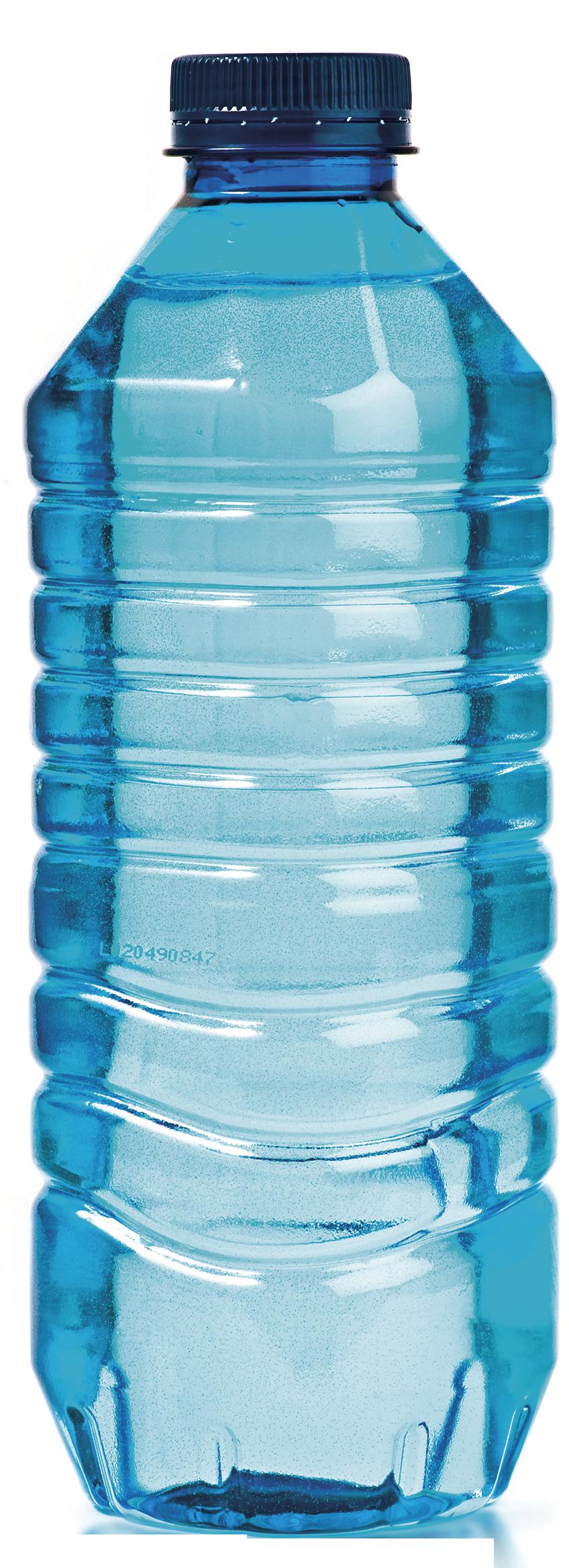 בקבוק פלסטיק למחזורית